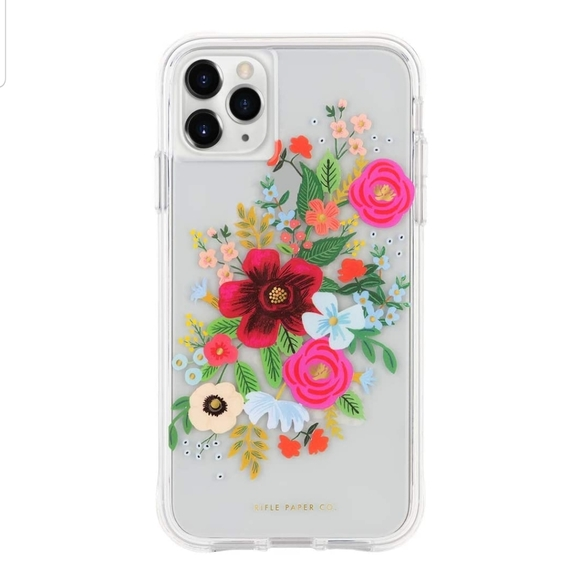 Rifle Paper iPhone 11 Pro Max Floral Case